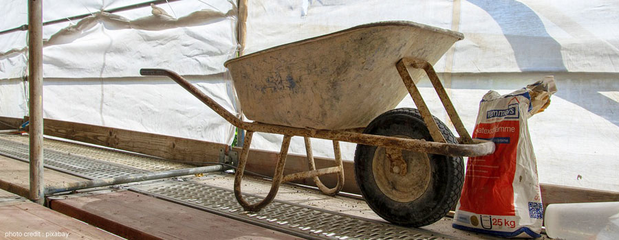 Wheelbarrow Services
